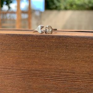 Stainless Steel ♡ PAC-MAN Rings